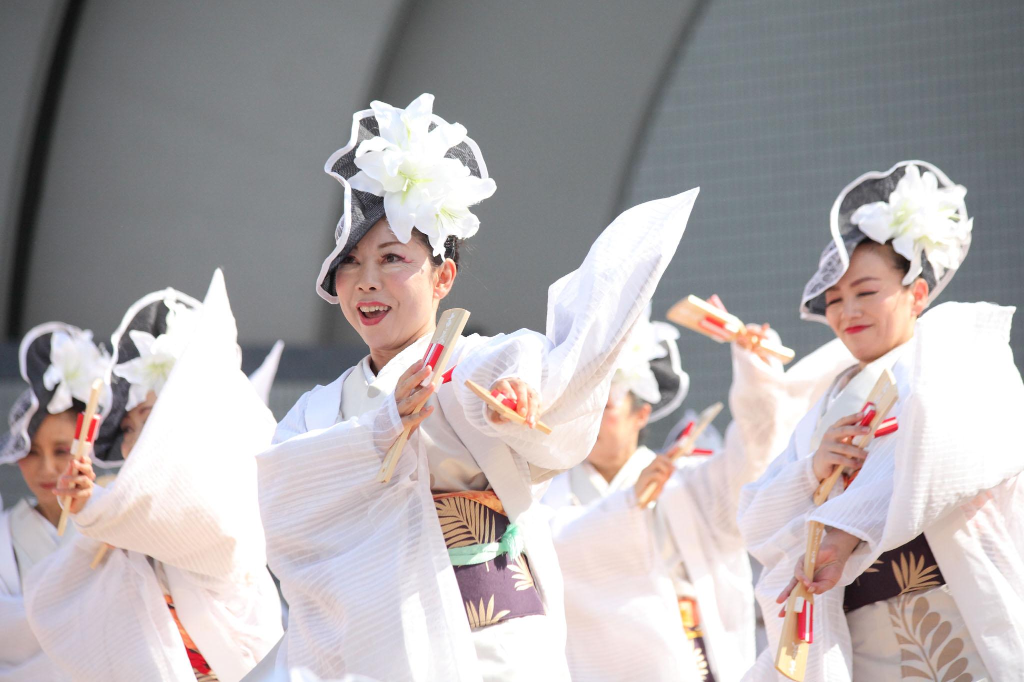 原宿表参道元氣祭スーパーよさこい2019【7】_c0299360_2118488.jpg