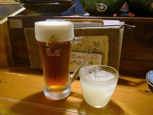 吉祥寺「みかづき酒房」へ行く。_f0232060_17141371.jpg