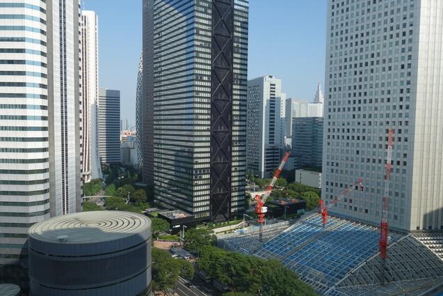 夏の「ヒルトン東京」 (1)_b0405262_0391787.jpg
