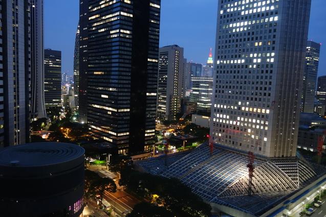 夏の「ヒルトン東京」 (1)_b0405262_0554149.jpg