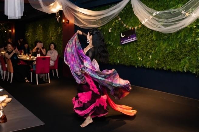 サプライズはベリーダンス@mycantik colors Arabian Nights Party★_b0114367_09475625.jpg