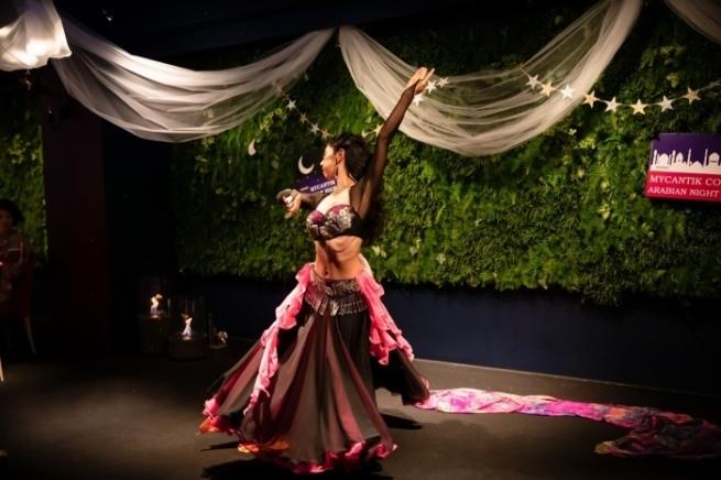 サプライズはベリーダンス@mycantik colors Arabian Nights Party★_b0114367_09480745.jpg