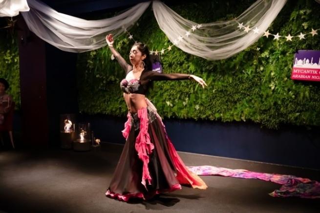 サプライズはベリーダンス@mycantik colors Arabian Nights Party★_b0114367_09481821.jpg