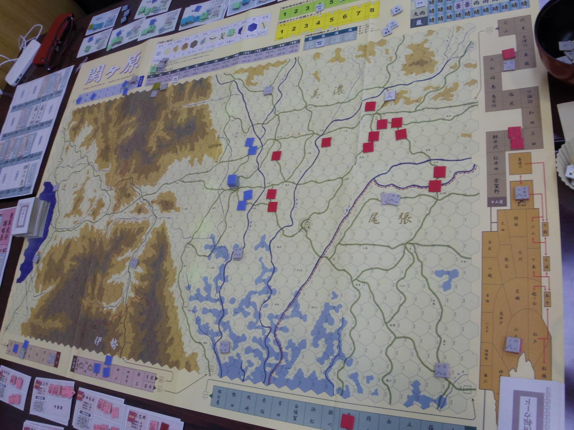 2019.04.29-30 GW連続例会の様子その13...(EP・サンセット)関ケ原_b0173672_12570478.jpg