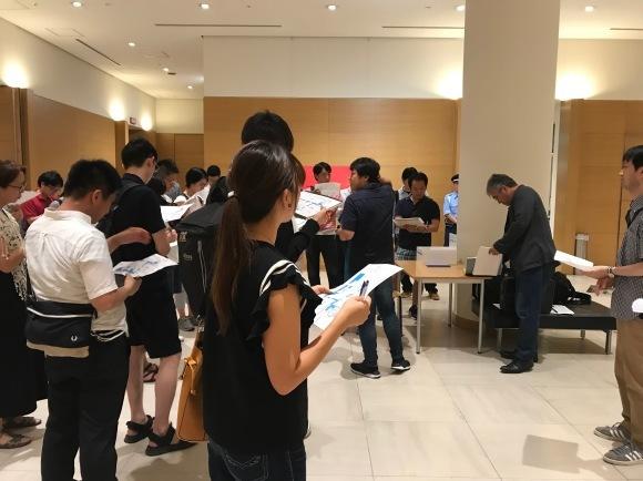 一級建築士試験の課題施設見学会_d0297177_20380231.jpg