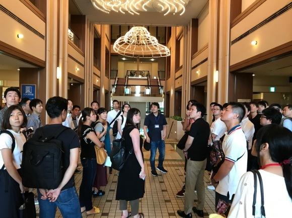 一級建築士試験の課題施設見学会_d0297177_20380760.jpg