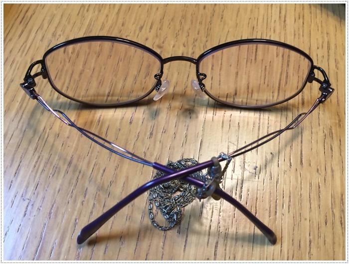 3年ぶりくらいに眼鏡を新調しました、もちろん遠近両用。。。もう眼鏡のない暮らしは考えられません(´A`。)グスン_b0175688_19573524.jpg