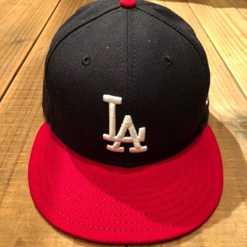 "2010s \"" NEW ERA - MADE IN U.S.A - \"" 59FIFTY - L.A Dodgers - LIMITED B.B.CAP × 5 - mint conditions -_d0172088_21220326.jpg"