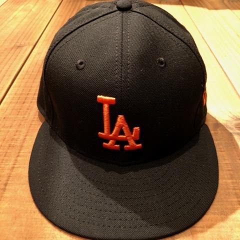 "2010s \"" NEW ERA - MADE IN U.S.A - \"" 59FIFTY - L.A Dodgers - LIMITED B.B.CAP × 5 - mint conditions -_d0172088_21225829.jpg"