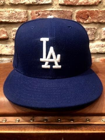 "2010s \"" NEW ERA - MADE IN U.S.A - \"" 59FIFTY - L.A Dodgers - LIMITED B.B.CAP × 5 - mint conditions -_d0172088_21374726.jpg"