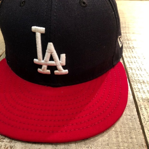 "2010s \"" NEW ERA - MADE IN U.S.A - \"" 59FIFTY - L.A Dodgers - LIMITED B.B.CAP × 5 - mint conditions -_d0172088_21453469.jpg"