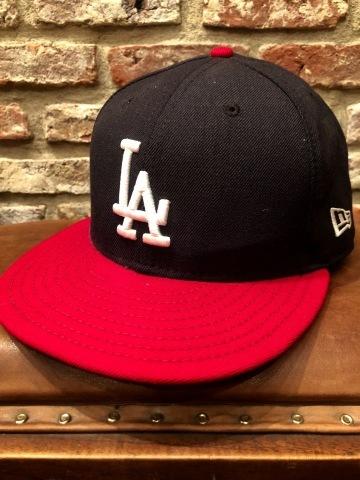 "2010s \"" NEW ERA - MADE IN U.S.A - \"" 59FIFTY - L.A Dodgers - LIMITED B.B.CAP × 5 - mint conditions -_d0172088_21551306.jpg"