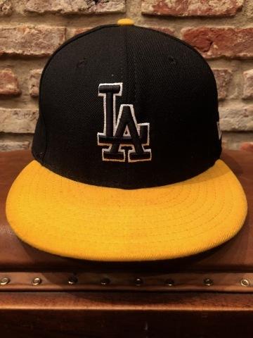 "2010s \"" NEW ERA - MADE IN U.S.A - \"" 59FIFTY - L.A Dodgers - LIMITED B.B.CAP × 5 - mint conditions -_d0172088_22040212.jpg"