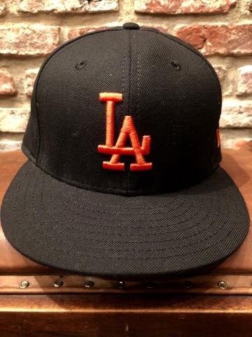 "2010s \"" NEW ERA - MADE IN U.S.A - \"" 59FIFTY - L.A Dodgers - LIMITED B.B.CAP × 5 - mint conditions -_d0172088_22232333.jpg"
