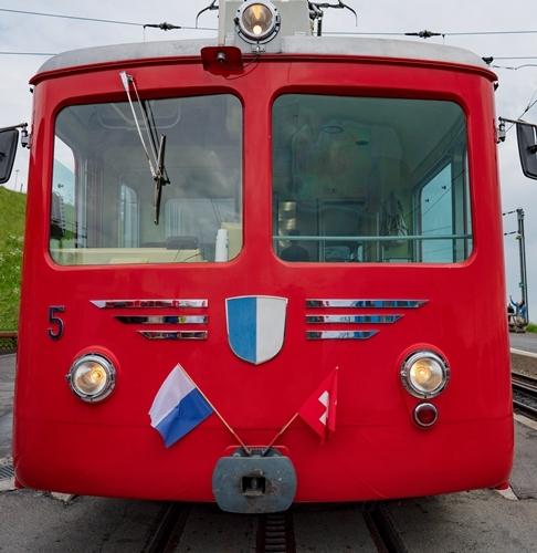 ルツェルンから登山電車に乗ってリギ山へ_b0145398_22431106.jpg