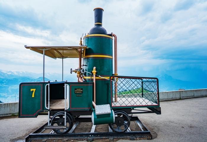 ルツェルンから登山電車に乗ってリギ山へ_b0145398_22460179.jpg