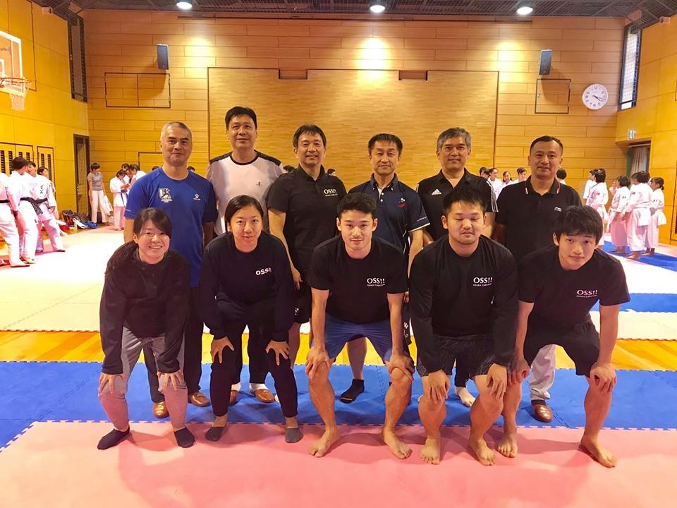 中国山東省チームが来校_e0238098_14281266.jpg