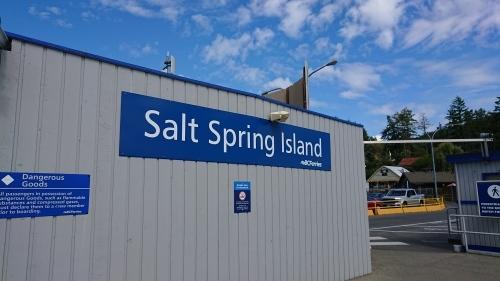 ソルトスプリング島 ①_b0117700_07554617.jpg