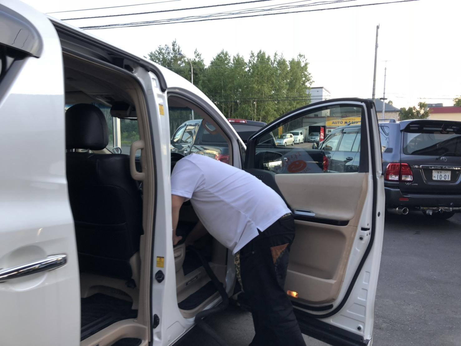 8月28日(水)本店ブログ♪GMC ユーコンXL デナリ 4WDが入庫しました♪ ランクル ハマー アルファード_b0127002_18141793.jpg