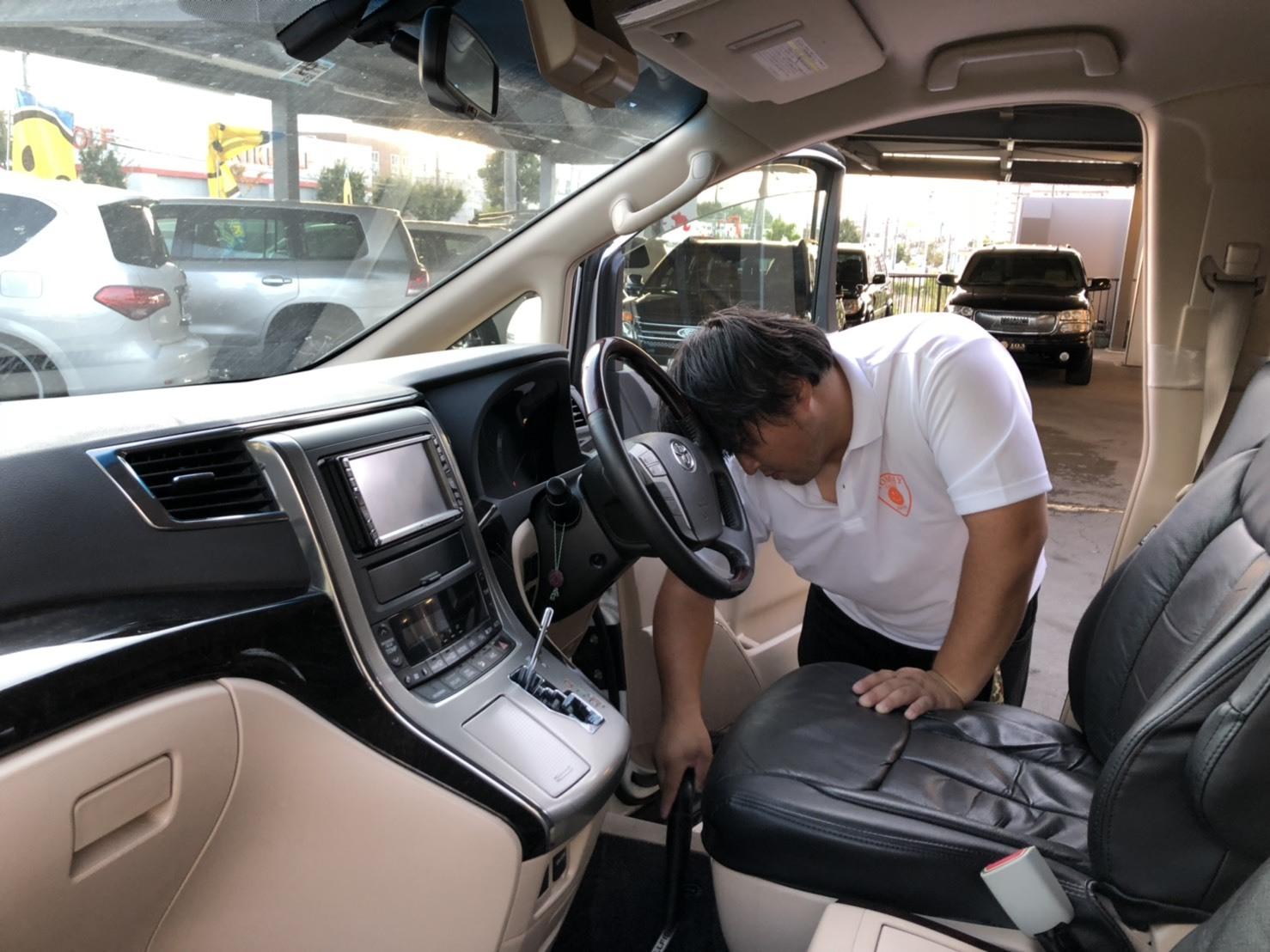 8月28日(水)本店ブログ♪GMC ユーコンXL デナリ 4WDが入庫しました♪ ランクル ハマー アルファード_b0127002_18143098.jpg