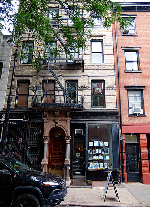 NYグリニッジ・ビレッジで復活した老舗書店、レフト・バンク・ブックス(Left Bank Books)_b0007805_08332343.jpg