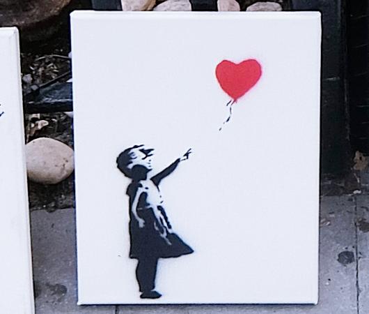 ユニオン・スクエアでBanksyさんのアート作品が40ドル⁉_b0007805_09424041.jpg
