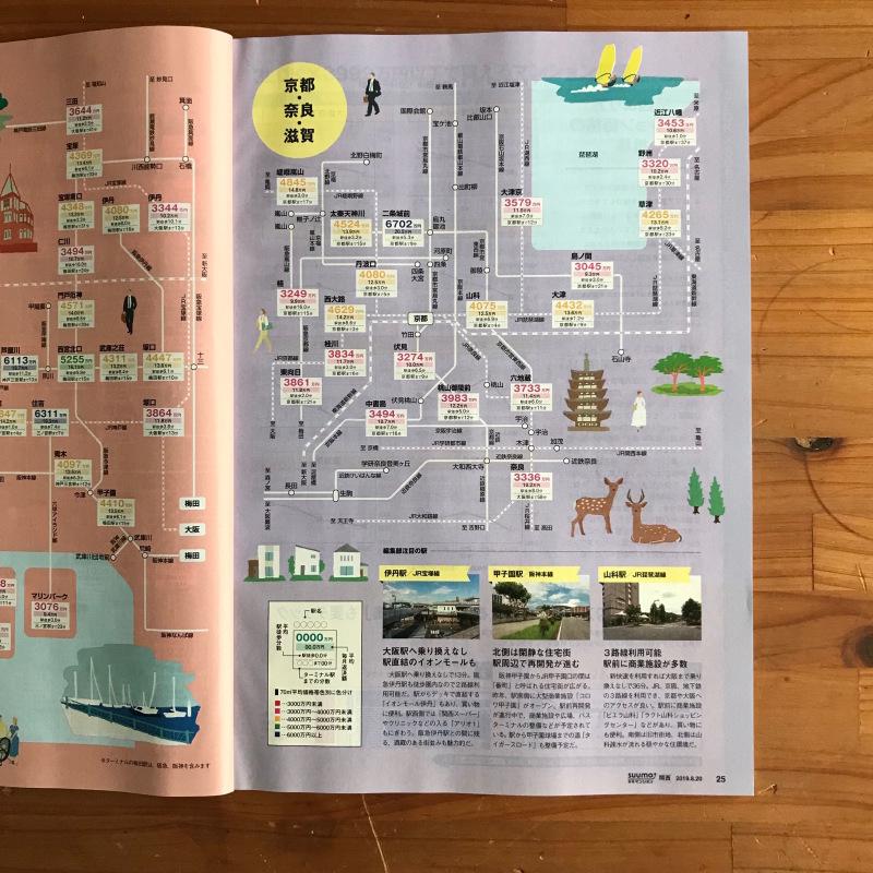 [WORKS]SUUMO新築マンション関西 関西138駅価格マップ_c0141005_09202093.jpg