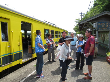 2019年8月25日小湊雄鉄道、いすみ鉄道乗り継ぎによる房総半島横断の旅_c0242406_12423441.jpg