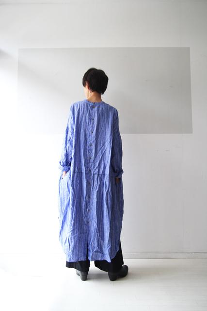 European Linen Stripe One-piece_f0215708_10551513.jpg