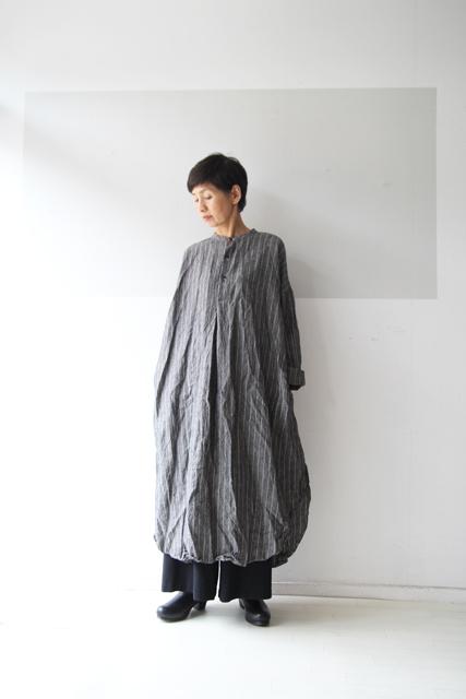 European Linen Stripe One-piece_f0215708_10551791.jpg