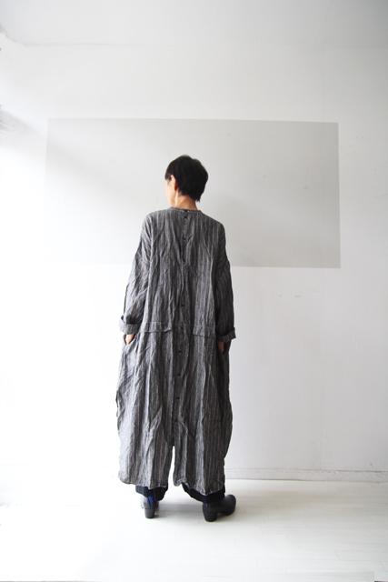 European Linen Stripe One-piece_f0215708_10552955.jpg
