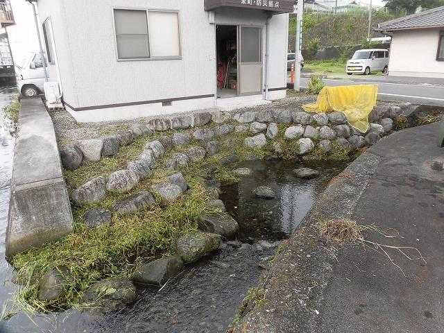 三島・桜川の川床(かわどこ) 田宿川でもやってみたい!_f0141310_07480783.jpg