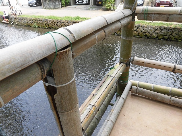 三島・桜川の川床(かわどこ) 田宿川でもやってみたい!_f0141310_07485360.jpg