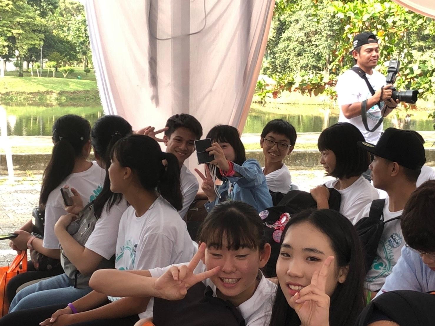 マレーシア中学生海外派遣団報告_d0130714_08335225.jpg