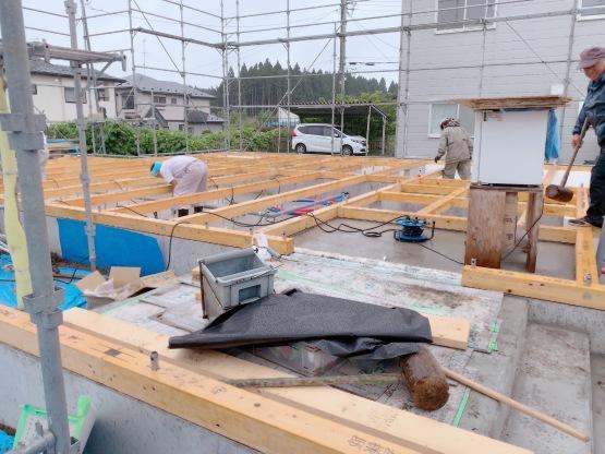 N→R HOUSE(三沢市) _f0135515_17594271.jpg