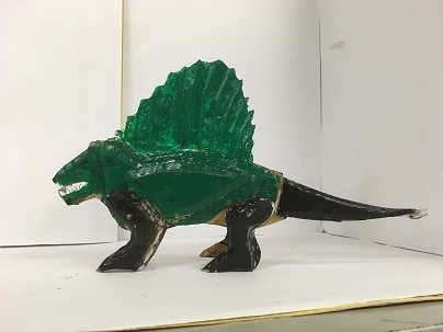 [2019年]夏休みワークショップ③ 8/23恐竜 作品展 _a0269923_13341949.jpg