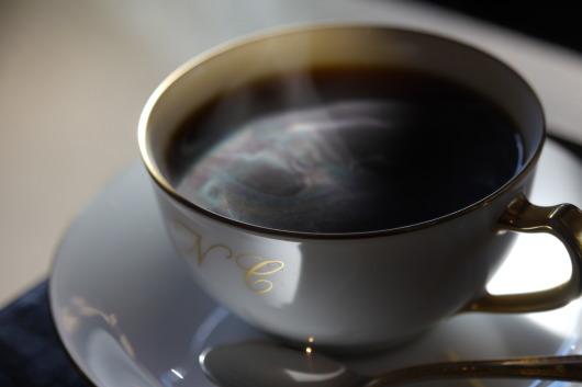 **  一足早い 秋味のコーヒー(処暑) **_b0136223_19473076.jpg