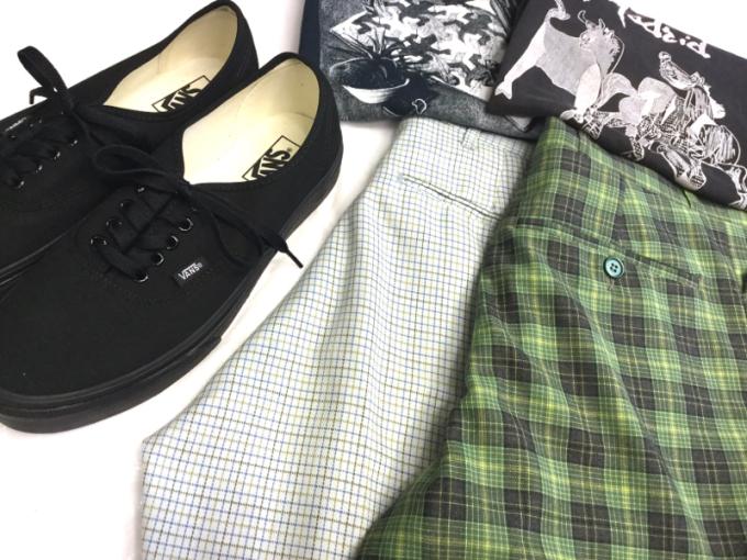 「 ロッキンスラックス & アートTシャツ 」_c0078333_12573538.jpg