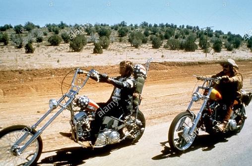 イージー・ライダー Easy Rider (名画再見シリーズ)_e0040938_13041200.jpg