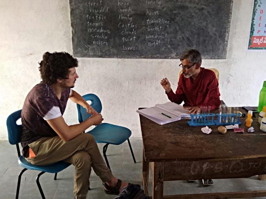 インドでボランティア:Climate Activist Teamの様子_a0383739_19503523.jpg
