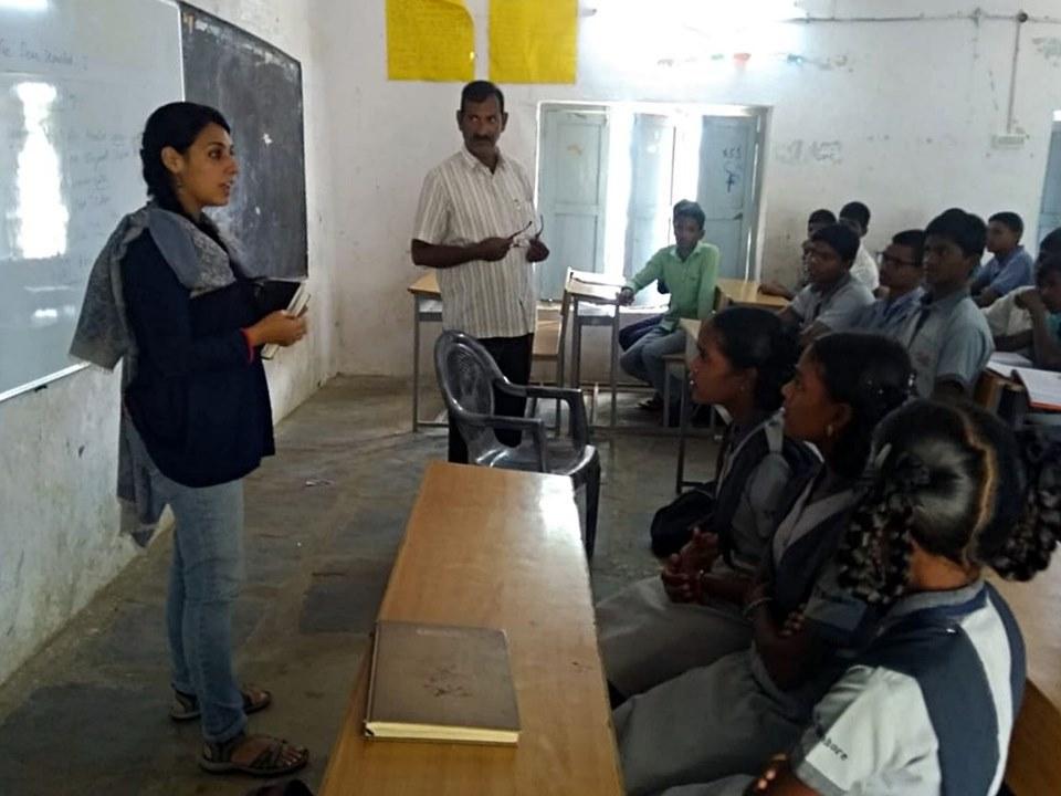 インドでボランティア:Climate Activist Teamの様子_a0383739_19522528.jpg
