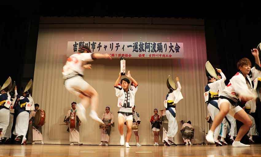 2019年吉野川市チャリティー選抜阿波踊り-04♪風来坊連-2♪_d0058941_20080465.jpg