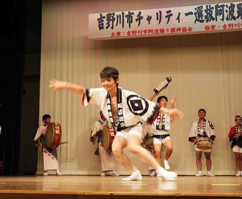 2019年吉野川市チャリティー選抜阿波踊り-04♪風来坊連-2♪_d0058941_20125757.jpg