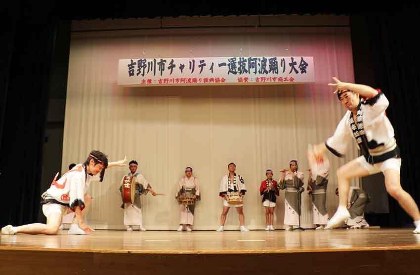 2019年吉野川市チャリティー選抜阿波踊り-04♪風来坊連-2♪_d0058941_20151057.jpg