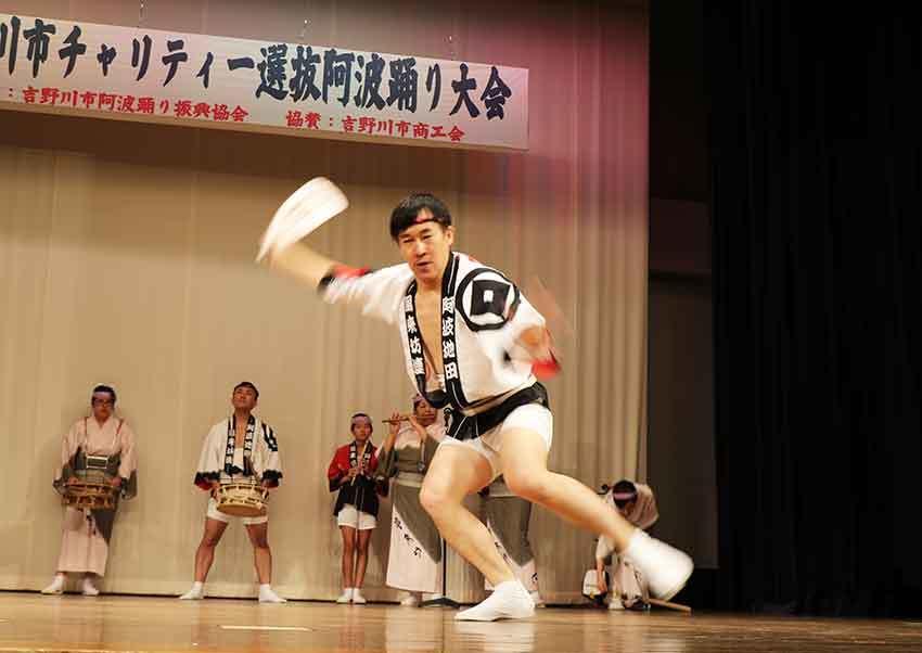 2019年吉野川市チャリティー選抜阿波踊り-04♪風来坊連-2♪_d0058941_20164480.jpg