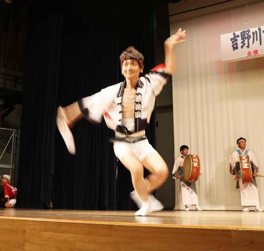 2019年吉野川市チャリティー選抜阿波踊り-04♪風来坊連-2♪_d0058941_20201473.jpg