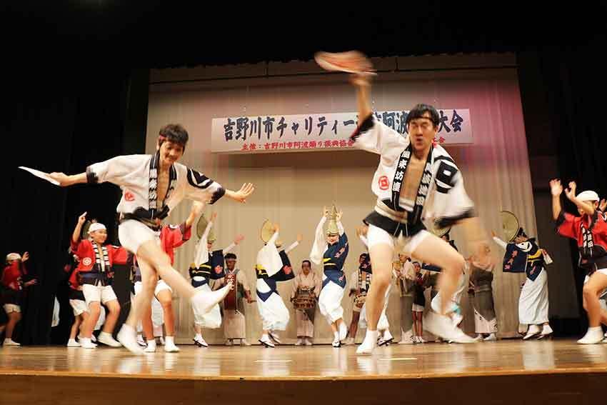 2019年吉野川市チャリティー選抜阿波踊り-04♪風来坊連-2♪_d0058941_20253853.jpg