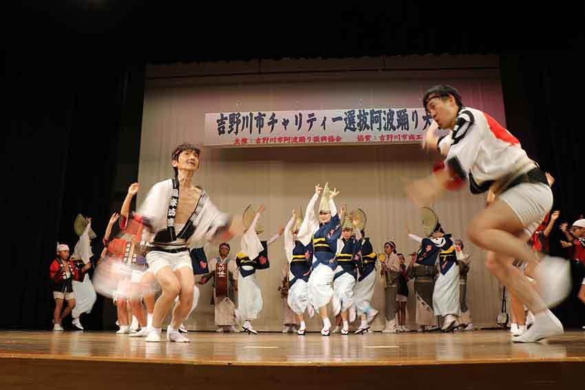 2019年吉野川市チャリティー選抜阿波踊り-04♪風来坊連-2♪_d0058941_20255043.jpg