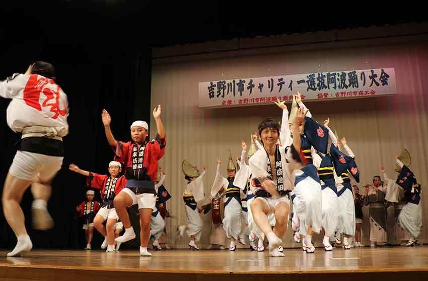 2019年吉野川市チャリティー選抜阿波踊り-04♪風来坊連-2♪_d0058941_20270891.jpg