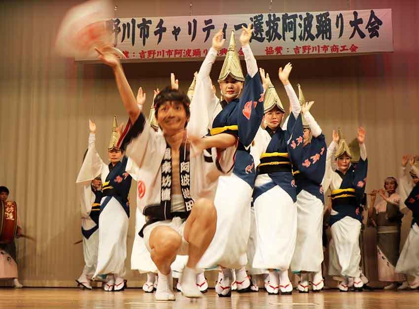 2019年吉野川市チャリティー選抜阿波踊り-04♪風来坊連-2♪_d0058941_20280161.jpg